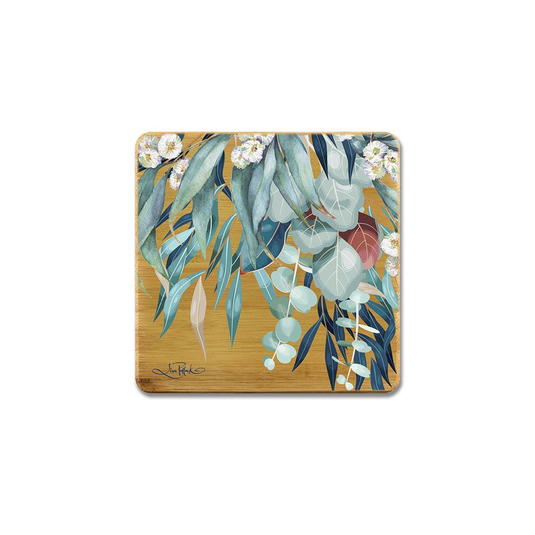 Native Eucalypt - Coaster