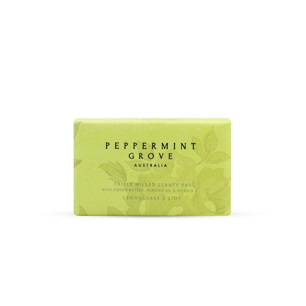 Beauty Bar 200g - Lemongrass & Lime