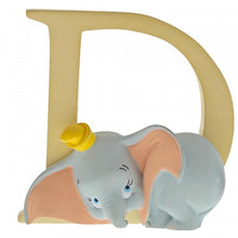 D - Dumbo Alphabet Figurine