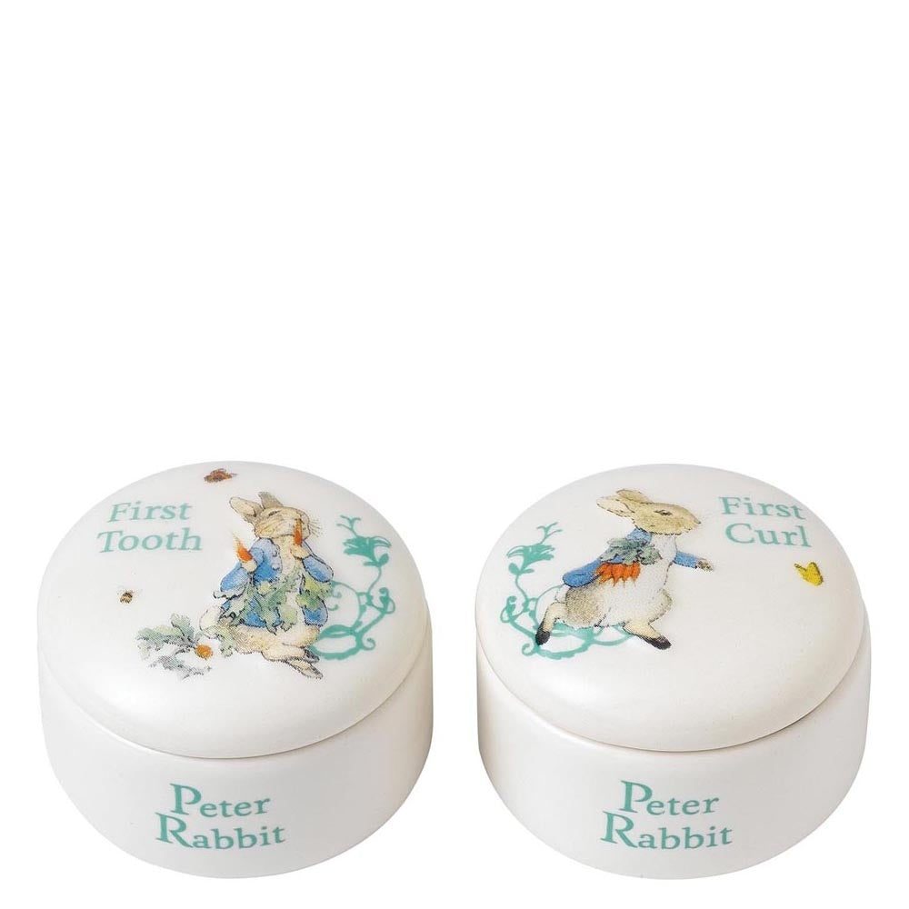 Peter Rabbit - First Tooth & Curl Set