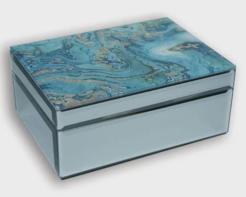 Fortune of Blue - Jewellery Box