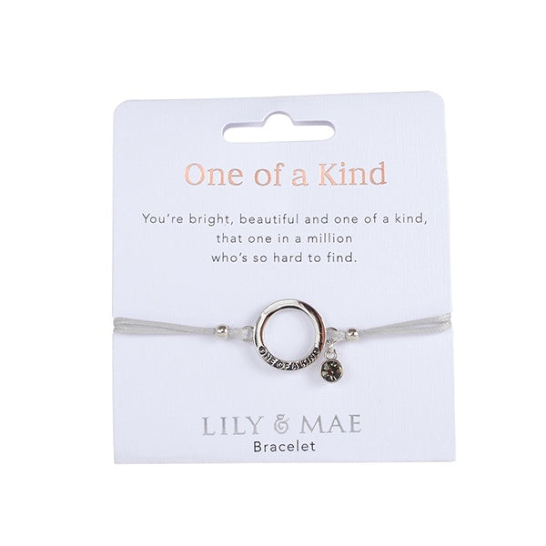 One of a Kind -Lily & Mae Bracelet