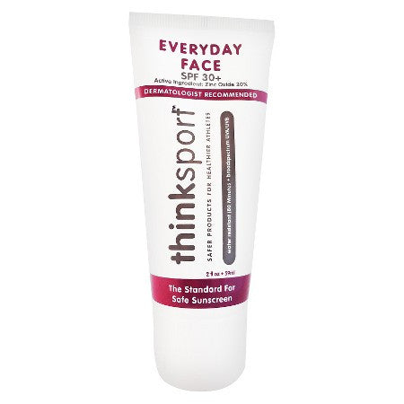 ThinkSport Everyday Face Sunscreen 2oz