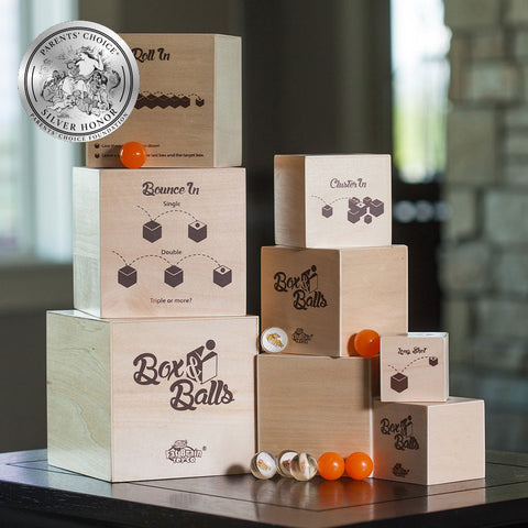 Fat Brain Toys® Box N Balls