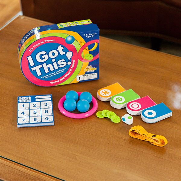 Fat Brain Toys® I Got This!