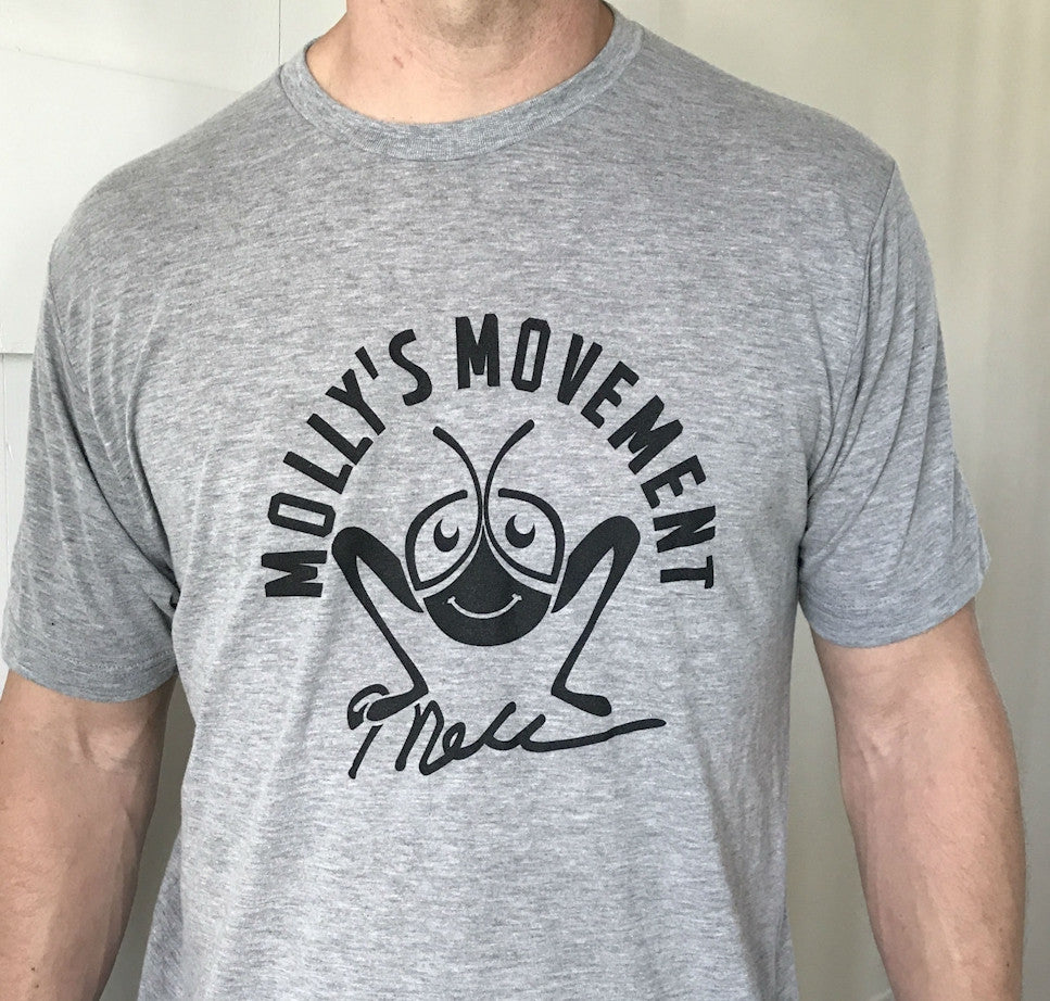 Molly's Movement T-Shirt (Men's)
