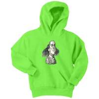 Ben Franklin Youth Hoodie