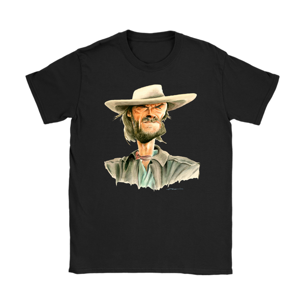 Clint Eastwood Women's Shirt
