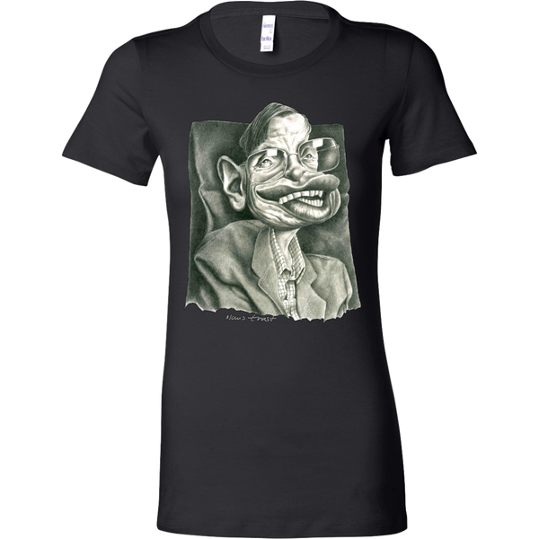 Stephen Hawking Bella Shirt