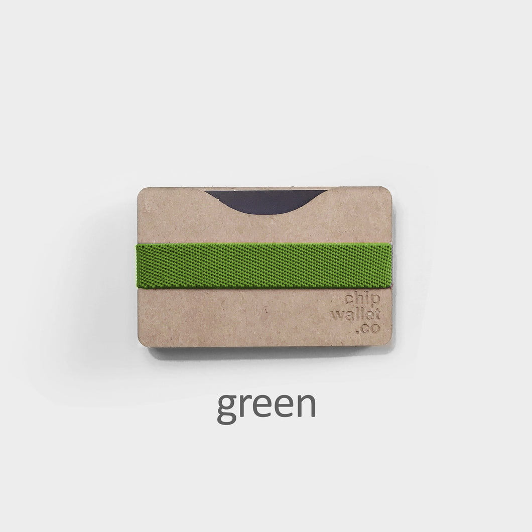 Chipwallet - GREEN