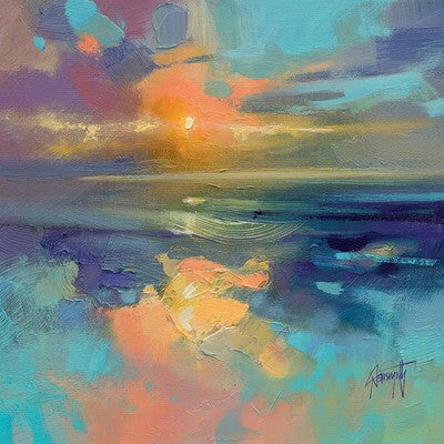 'Sea Sky' Canvas by Scott Naismith