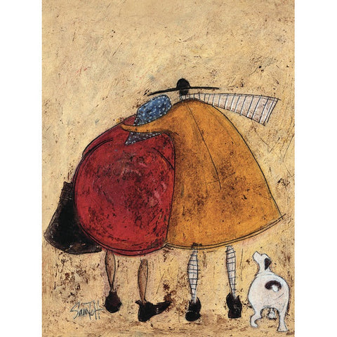 Sam Toft Canvas