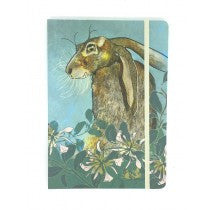Shelly Perkins Hare design Notebook