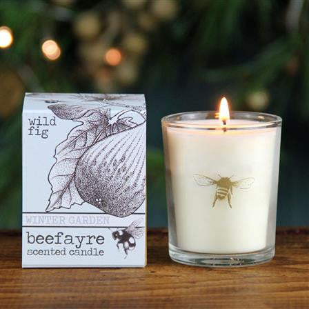 Beefayre Wild Fig Scented Candle