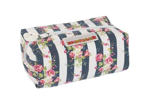 Floral make-up bag by Julie Dodsworth