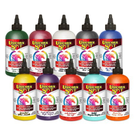 Unicorn SPiT® set of 10  8oz bottles