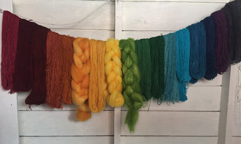 Custom-Dyed Orders