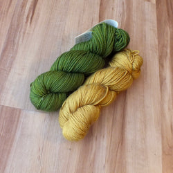 Dyed-to-Order: The Knit Stitch Curated Sets - Steady