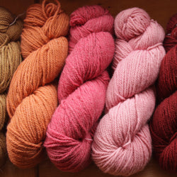 Freshwater Fibers - Naturally Dyed