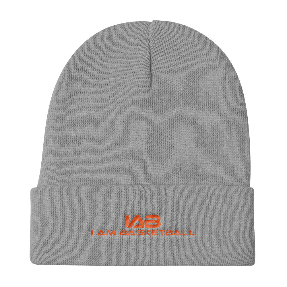 I AM BASKETBALL BEANIE