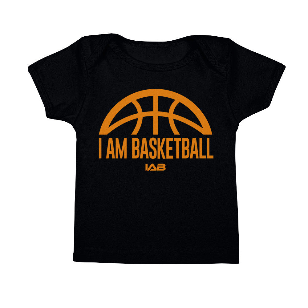 I AM BASKETBALL BABY CLASSIC TEE