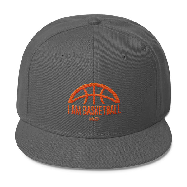 I AM BASKETBALL CLASSIC SNAPBACK