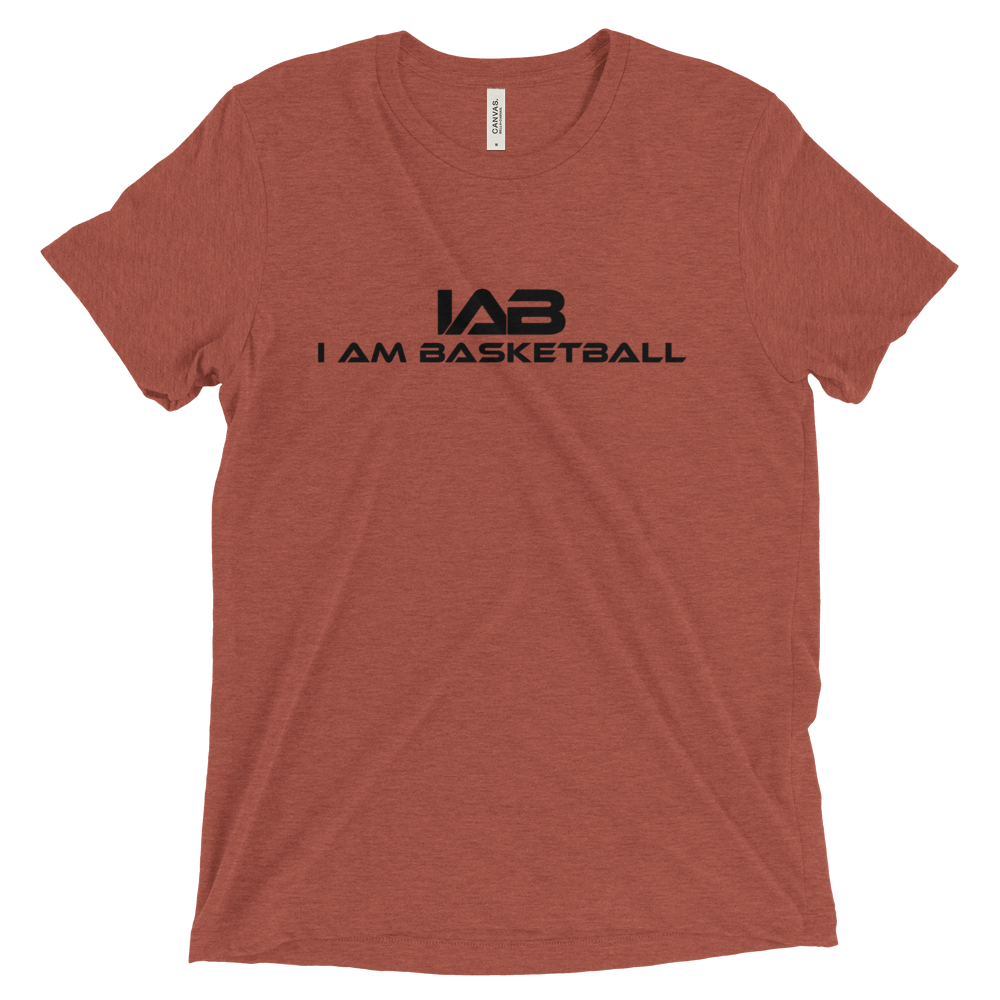 I AM BASKETBALL MEN'S T-SHIRT