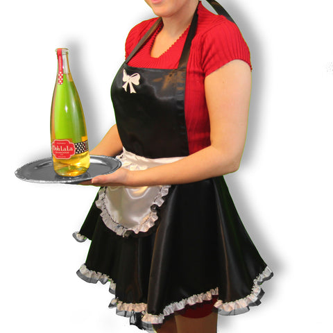 French Maid Apron Costume