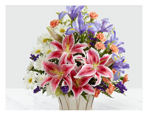 Gift Ideas for Mother's Day - flowers
