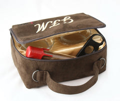personalized alcohol tote