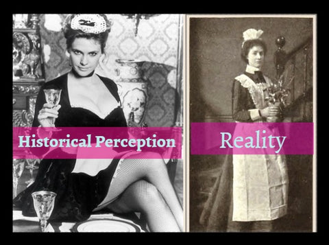 Historical perception and reality of the French Maid