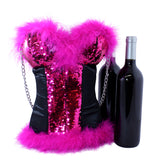 Bustier Wine Toteez