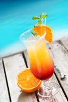 Summery Vodka Drinks