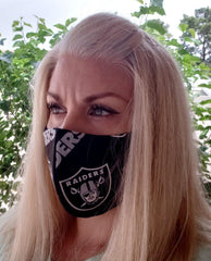 Face Mask Las Vegas Raiders
