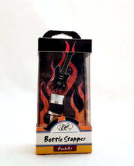 Best Gift for Music Lovers- Guitar Wine Stopper
