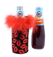 Koozie by Tipsy Totes holds Beer bottle, Water Bottles, and Wine Coolers...and more!