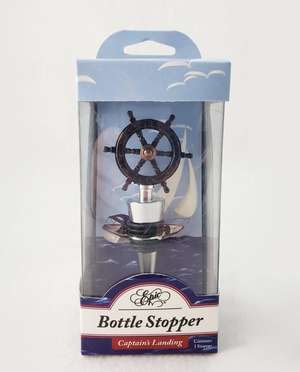 Nautical Wine Stopper