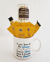 I Saw You In My Dreams Romantic Mug Gift Set
