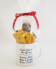 Jumbo Romantic Tea Gift Set for Valentine's Day, Birthday, Anniversary