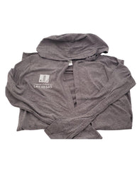 JLLV Swag Lightweight Hooded Cardigan