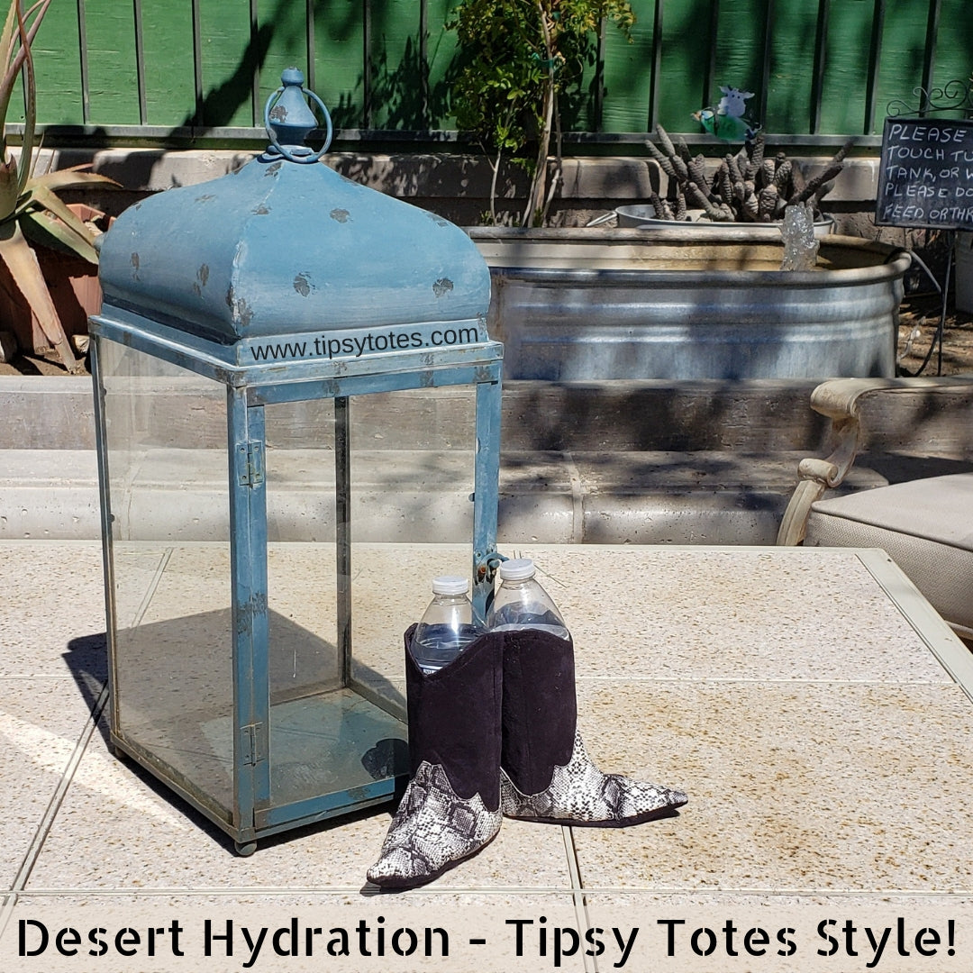 Stay Hydrated my friends...this is the desert