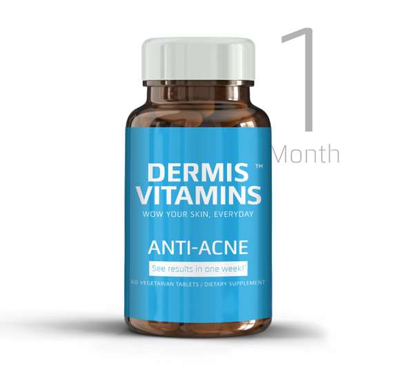 Dermis Vitamins, Inc.™ Anti-Acne Formula