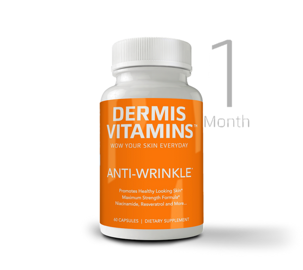 Dermis Vitamins, Inc.™ Anti-Wrinkle Formula