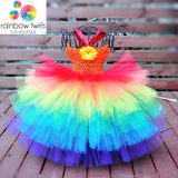 Rainbow Lover Tutu Dress