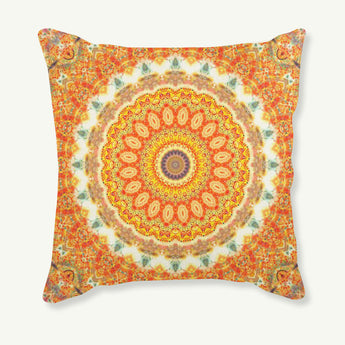 New Mandala Print Pillow Case Back Throw Cotton Linen Cover Room Free Shipping