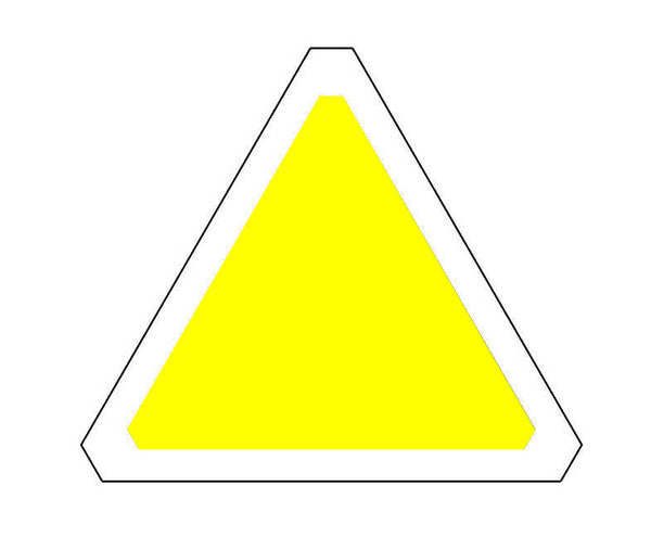 Yellow End Cap