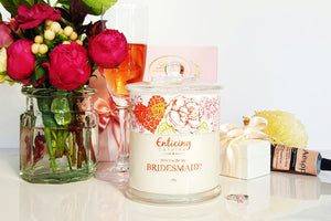 Bridesmaid - Ring Collection Candle