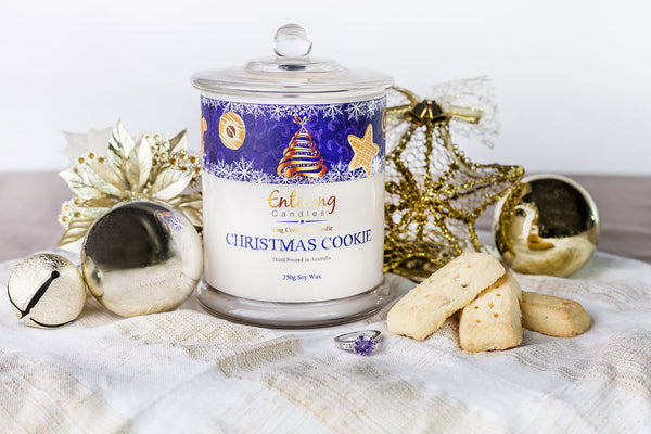 Christmas Cookie - Ring Collection Candle