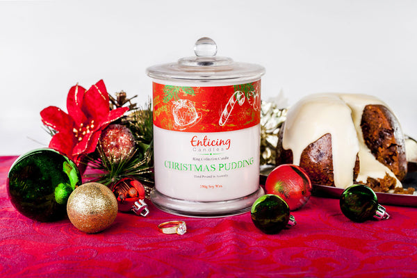 Christmas Pudding - 925 Limited Edition