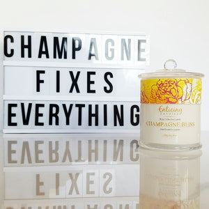 Champagne Bliss - Ring Collection Candle